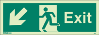 443T - Jalite Exit Sign
