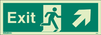 449T - Jalite Exit Sign