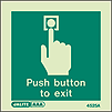 4525A - Jalite Push Button to Exit
