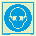5049C - Jalite Wear Eye Protection Sign