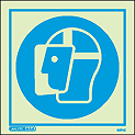 5074C - Jalite Wear Face Shield Sign