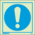 5117C - Jalite Mandatory Notice Sign