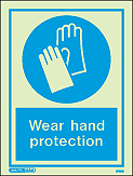 5170D - Jalite Wear Hand Protection Sign