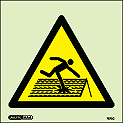 7072C - Jalite Warning Fagile Roof Sign