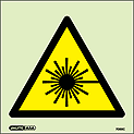 7088C - Jalite Warning Laser aperture Sign