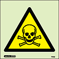 7102C - Jalite Warning Toxic Sign