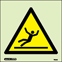7508C - Jalite Warning Slippery Surface Signs